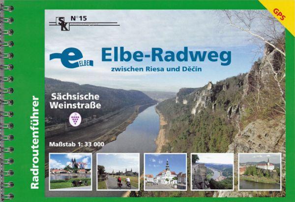 Elberadweg zwischen Riesa und Decin