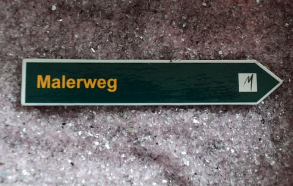 "Kühlschrankmagnet ""Malerweg"""