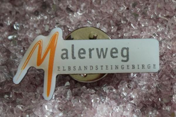 Ansteck-PIN Malerweg