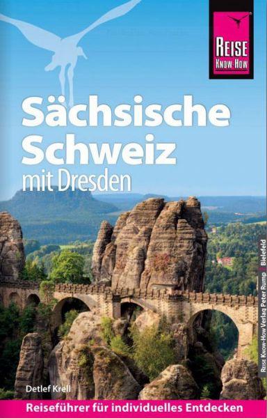 Sächsische Schweiz mit Dresden - Reise Know How