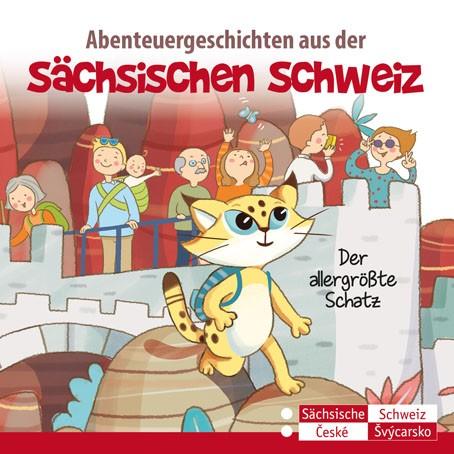 """""""Der allergrößte Schatz"""" - Kinderbüchlein Teil 1"""