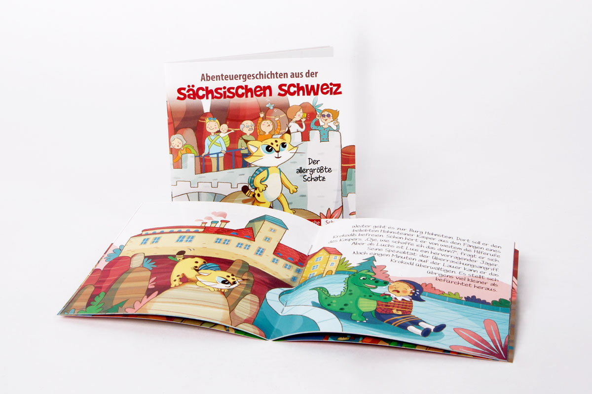 Kinderbüchlein   SHOP Tourismusverband Sächsische Schweiz e.V.