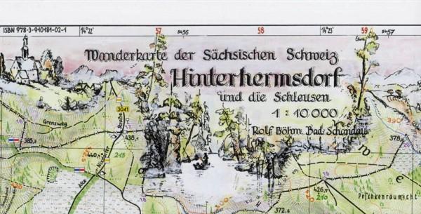 Hinterhermsdorf und die Schleusen