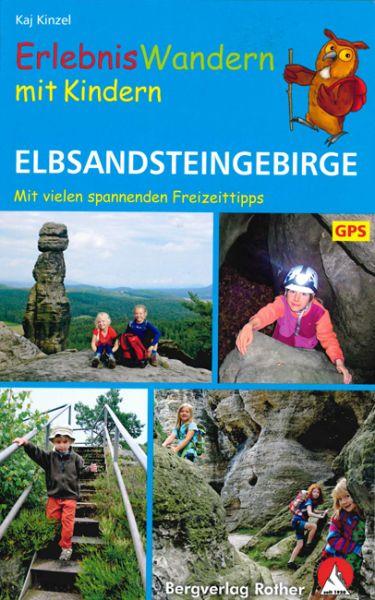 Erlebniswandern mit Kindern in der Sächsischen Schweiz
