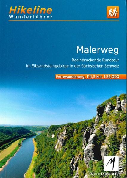 Hikeline Wanderführer Malerweg