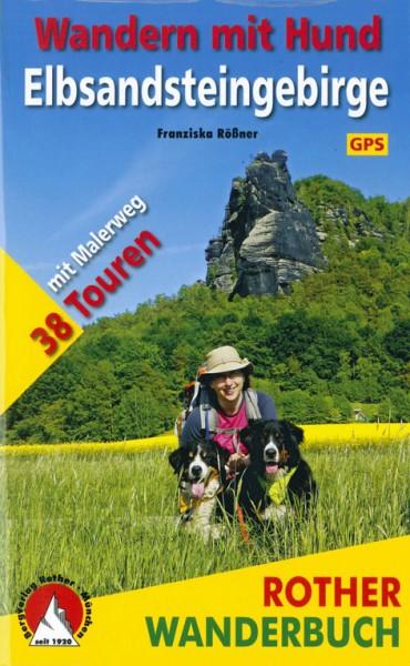 Wandern mit Hund im Elbsandsteingebirge