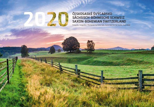 Kalender 2020 Sächsisch-Böhmische Schweiz
