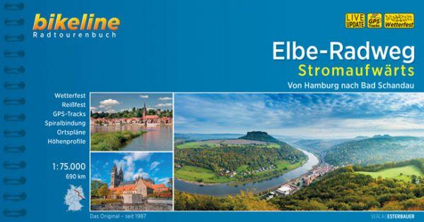 Elbe-Radweg von Hamburg nach Bad Schandau