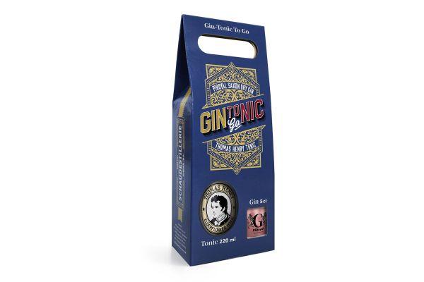 Gin Tonic to go - Schaudestillerie Pirna