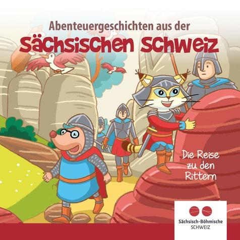 """""""Die Reise zu den Rittern"""" - Kinderbüchlein Teil 2"""
